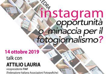 FIAF IN CATTEDRA : INSTAGRAM OPPORTUNITA' O MINACCIA PER IL FOTOGIORNALISMO?
