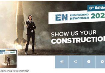 Engineering Newcomer 2021 challenge invitation